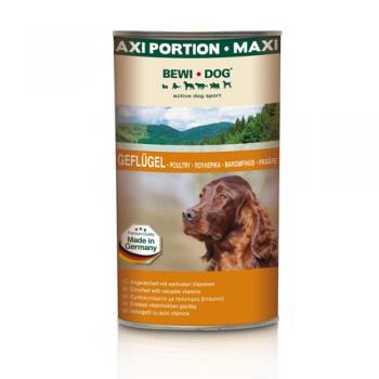 Bewi Dog Carne de Pasare in sos 1.2 kg