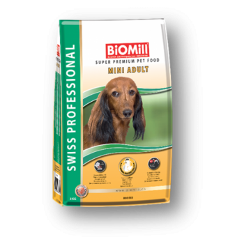 Biomill Swiss Professional Adult Mini, 12 kg