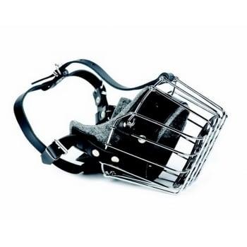 Botnita metal 4158 pentru Pitbull si Bull Terrier mascul