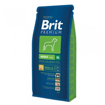 Brit Premium Adult XL, 15 kg