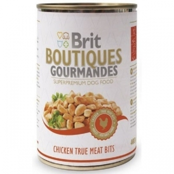 Brit Boutiques Gourmandes Pui in sos, 400 g