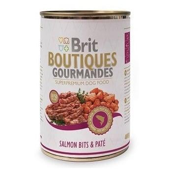 Brit Boutiques Gourmandes Somon, Pate 400 g