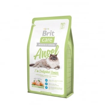 Brit Care Cat Angel Delighted Senior, 400 g