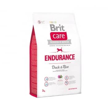 Brit Care Endurance All Breed Rata si Orez 3 kg