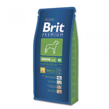 Brit Premium Senior XL, 15 kg