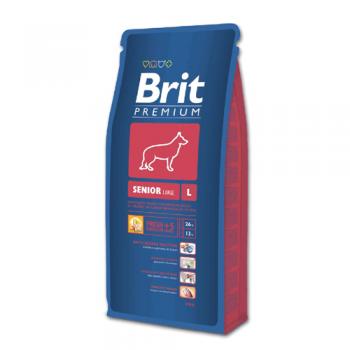Brit Premium Senior L, 15 kg