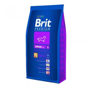 Brit Premium Senior S, 8 kg 24 Aprilie