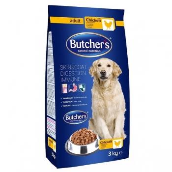Butcher's Dog Adult, Pui, 3 kg