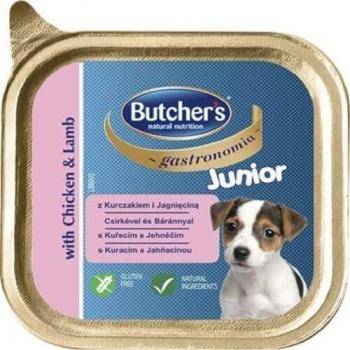 Pachet Butcher's Dog Junior Gastronomia Pate cu Pui, 6x150 g