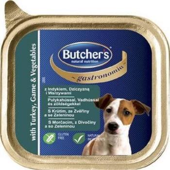 Pachet Butcher's Dog Gastronomia Pate cu Curcan, 6x150 g