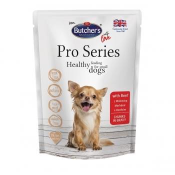 Butcher's Grain Free, Pro Series, Talie Mica, Vita, 100 g