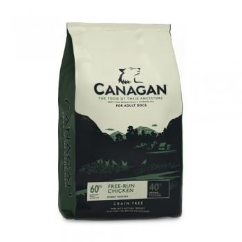 Canagan Dog Grain Free cu Pui 2 kg