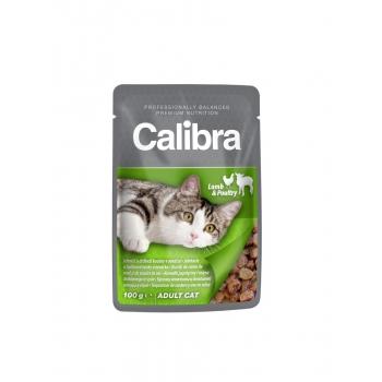 Calibra Cat Miel si Pui in sos, 100 g