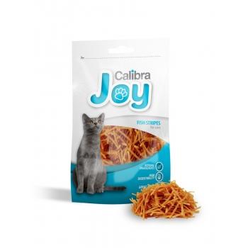 Calibra Joy Cat Snack Fish Stripes, 70 g