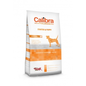 Calibra Starter and Puppy, 14 kg