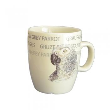 Cana Ceramica Senseo Greyparrot