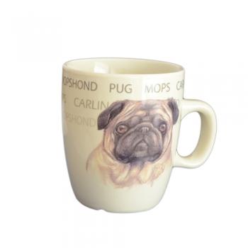 Cana Ceramica Senseo Pug