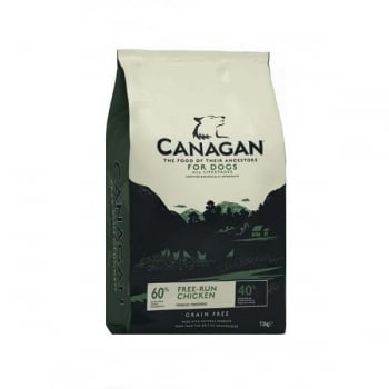 Canagan Dog Grain Free cu Pui 12 kg
