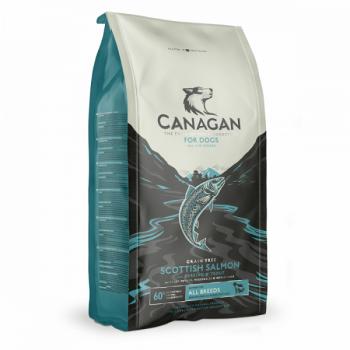 Canagan Dog Grain Free cu Somon 12 kg