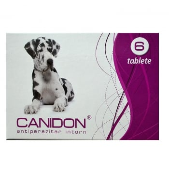 Canidon, 6 Comprimate
