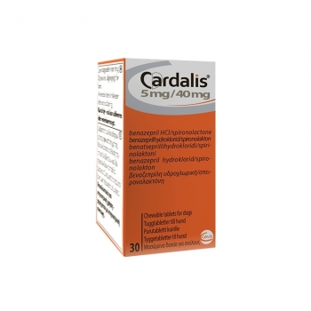 Cardalis M 5 mg / 40 mg, 30 Tablete