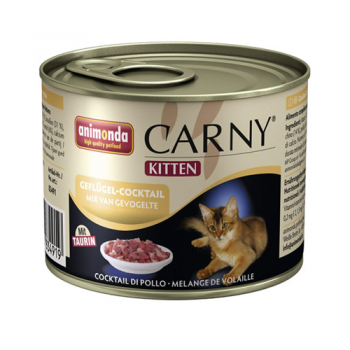 Carny Kitten Cocktail Pui 200 g