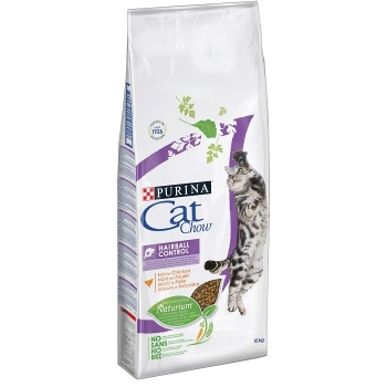 Cat Chow Adult Hairball Control 15 kg imagine
