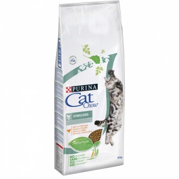 Cat Chow Sterilized 15 kg