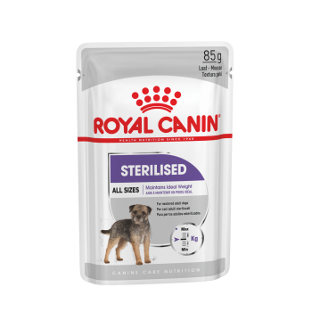 Hrana Royal Canin CCN Sterilized Loaf, 85 g