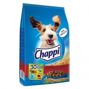 Hrana Caini Chappi Vita si Pasare, 500 g imagine