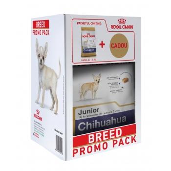 Kit Breed Royal Canin Chihuahua Junior, 1.5 kg