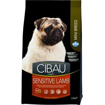 Cibau Sensitive Lamb Mini 2.5 kg imagine