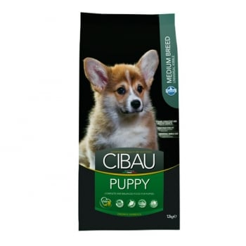 Cibau Puppy Medium, 12 kg