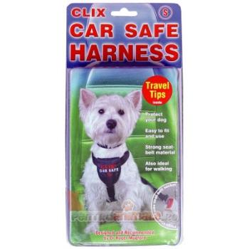 Ham cu Centura de Siguranta Clix CarSafe Mediu imagine