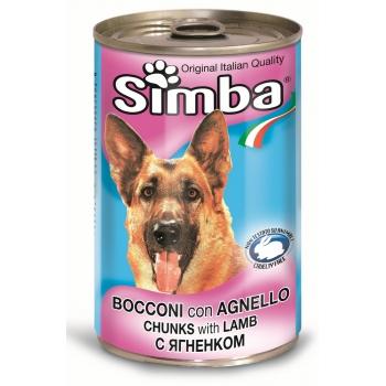 Conserva Simba Dog cu Miel, 415 g