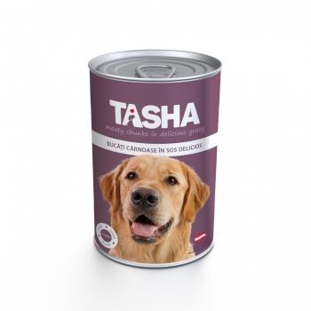 Tasha Conserva Cu Ficat In Sos, 415 g imagine