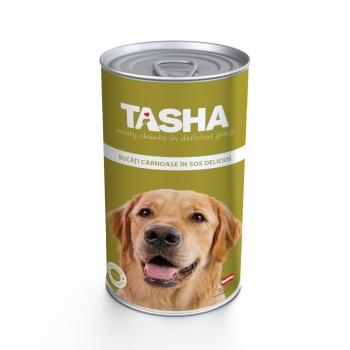 Tasha Conserva cu Pui 1.24 kg
