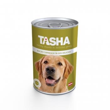 Tasha Conserva cu Pui 415 g