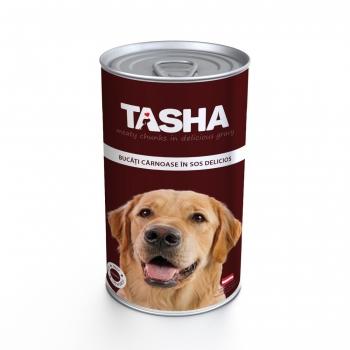 Tasha Vita in Sos 1.24 kg