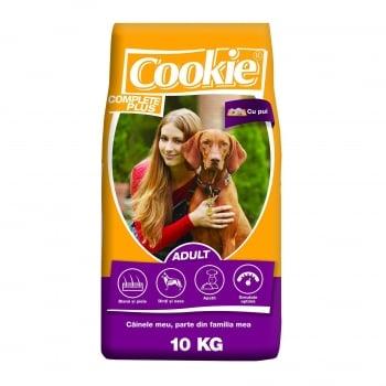 Cookie Complete Plus Adult cu Pui, 10 kg