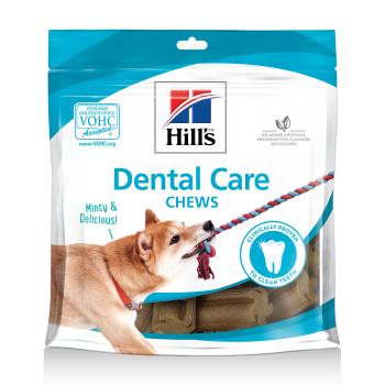 Hill's Canine Recompense Dental Care Chews, 170 g imagine