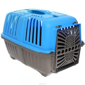 Cusca transport Pratiko plastic - albastru