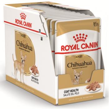 Pachet Royal Canin Chihuahua Adult, 12 x 85 g imagine