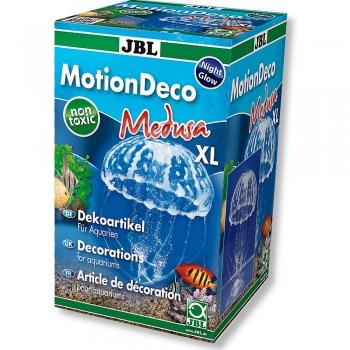 Decor acvariu JBL MotionDeco Medusa XL, alb