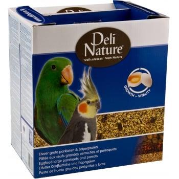 Deli Nature Hrana Papagali Mari pe Baza de Oua Proaspete 10kg imagine
