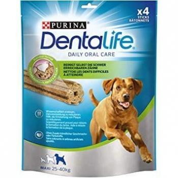 Dentalife Recompense Pentru Caini De Talie Mare, 142 g