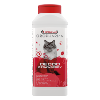 Versele Laga Oropharma Deodo Strawberry, 750 g imagine
