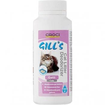 Deodorant pentru Litiera Gill's, 300 g imagine