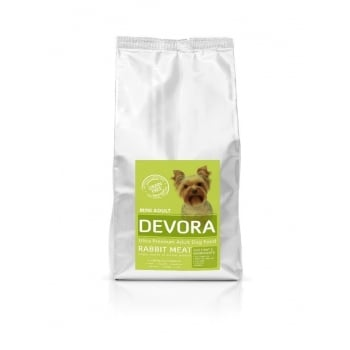 Devora Grain Free Mini Adult cu Iepure, 4 kg