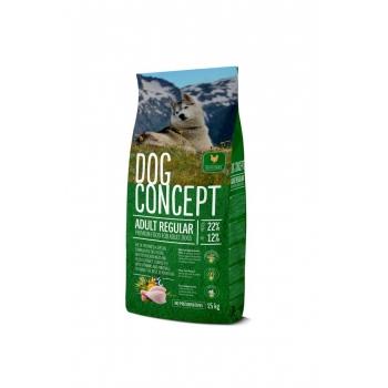 Pachet 2 x Dog Concept Adult Regular, 15 Kg